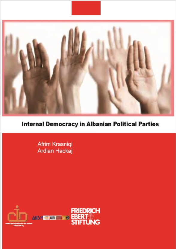 Internal Democracy in Albanian Political Parties