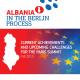 Berlin Process, Connectivity Agenda, Institutional Governance
