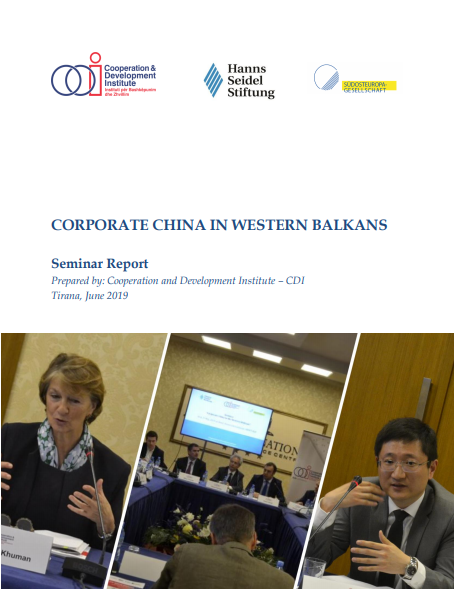 Connectivity, Transport, Economy, China, Western Balkans