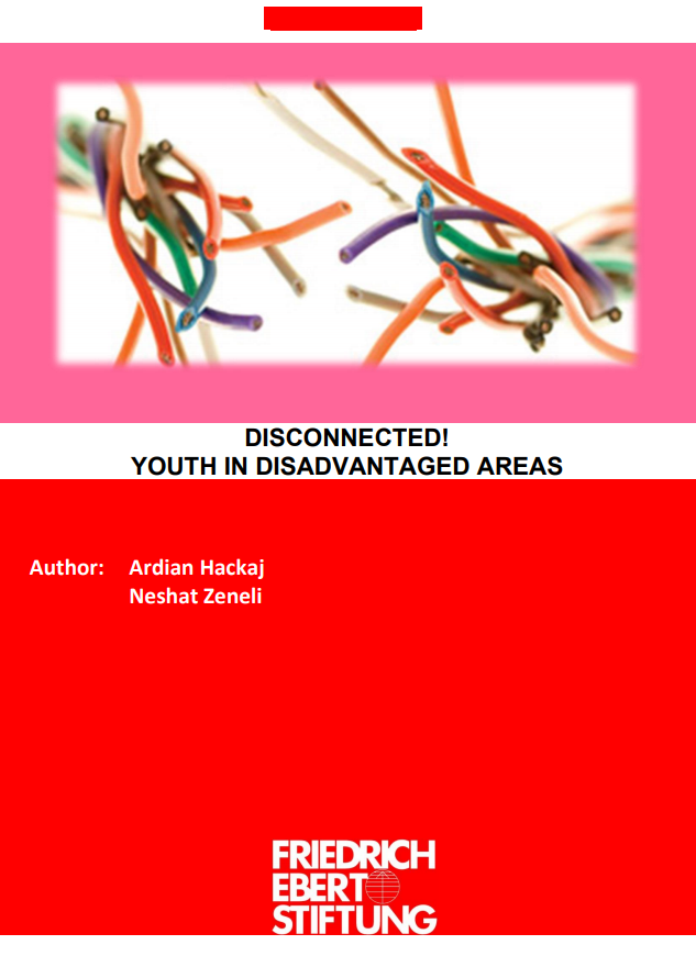 Disconnected! Youth in disadvantaged areas