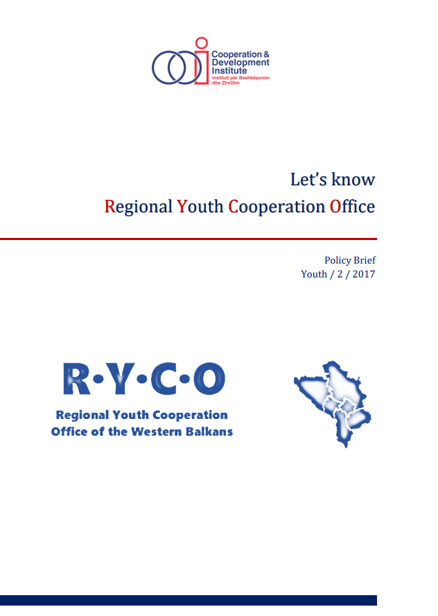 Let's know Regional Youth Cooperation Office