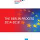Berlin Process, Connectivity Agenda, Institutional Governance, Western Balkans, European Union
