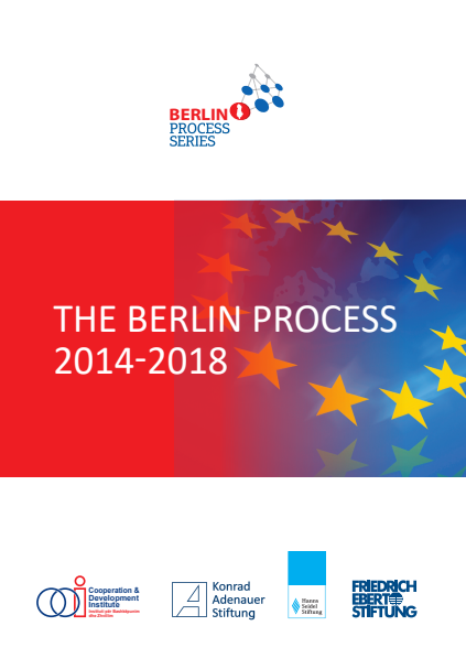 Berlin Process, Connectivity Agenda, Institutional Governance, Western Balkans, European Union