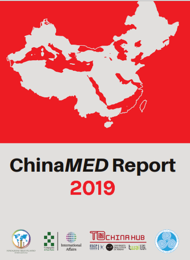 ChinaMed Report 2019: China's New Role in the Wider Mediterranean Region